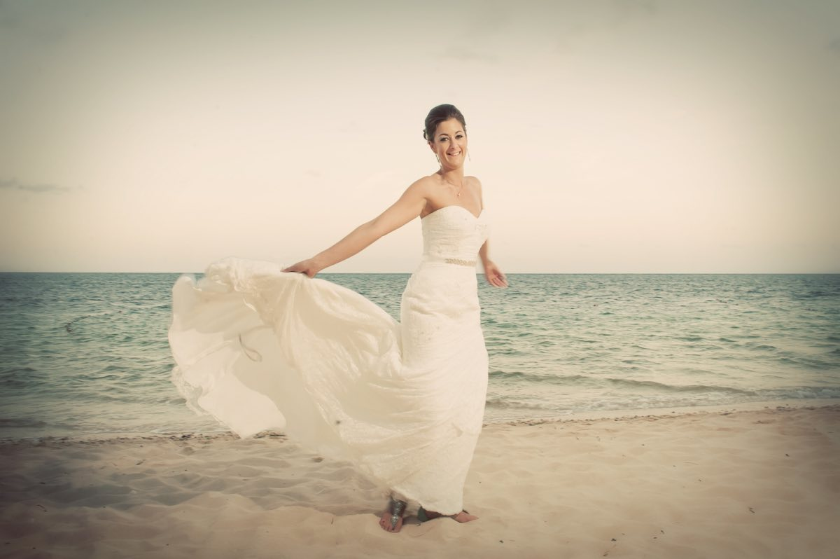 destination wedding at the iberostar rose hall suites